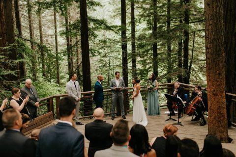 Weddings & Rentals at Hoyt Arboretum